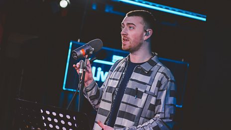 Sam Smith - Live Lounge