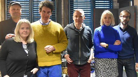 Belle & Sebastian Session