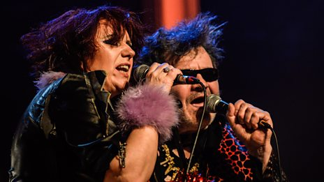 The Rezillos - Top Of The Pops/ My Baby Does Good Sculptures/ Can't Stand My Baby