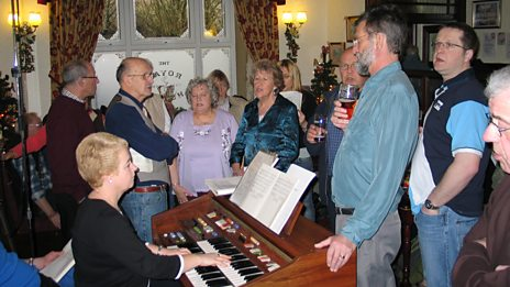 The Village Carol Tradition