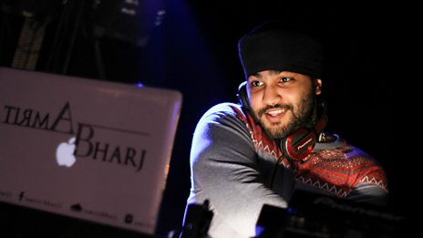 Heavyweight Mix:DJ Amrti Bharj