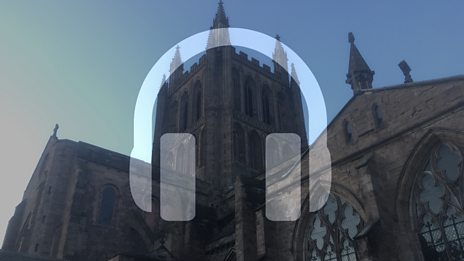 Hereford Cathedral Choral Evensong (in binaural sound)