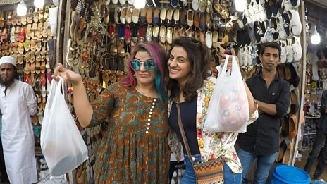 Harpz Kaur gives Target a taste of the sights, sounds and discoveries from Mumbai!