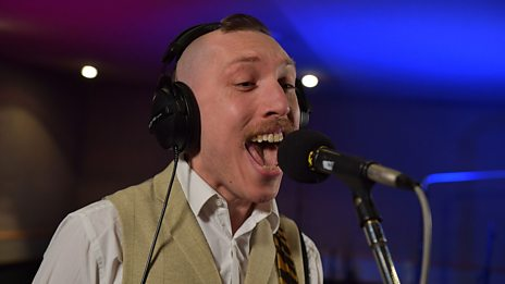 Jamie Lenman In Session At Maida Vale