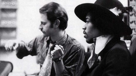 """We understood each other, he knew I could always get him a sound"" Eddie Kramer on recording with Jimi Hendrix"