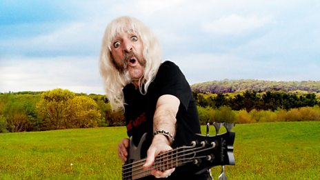 """We wrote a song called Jazz Iliad - but we lost it"" - Derek Smalls talks to 6 Music Breakfast"
