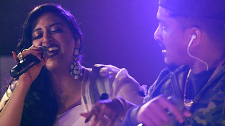 Raja Kumari & Divine: City Slums
