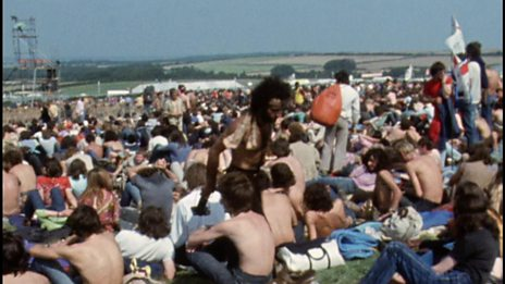 John Giddings remembers the 1970 Isle of Wight Festival