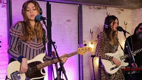 Watch First Aid Kit perform Fireworks