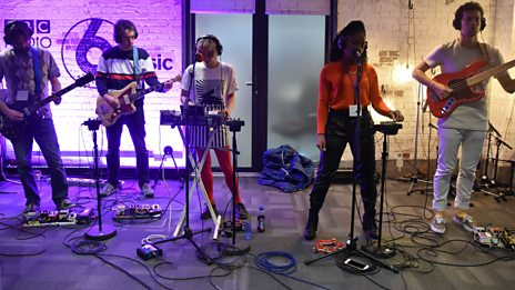 The Go! Team Session