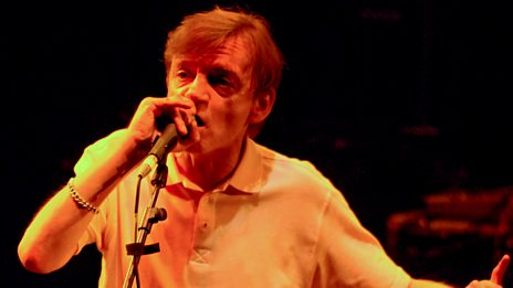 """I've got this reputation as a sack master...I don't see what the problem is"" - Mark E Smith"