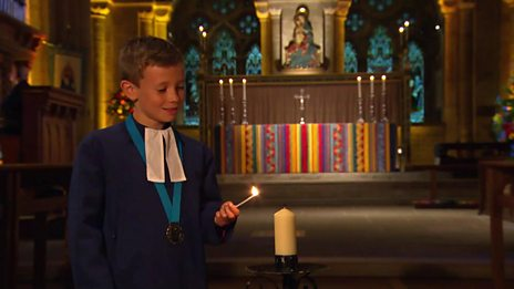 Hymn: Let Us Light A Candle In The Darkness