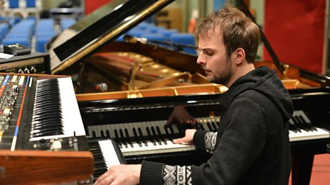 Nils Frahm in Conversation with Mary Anne Hobbs in Berlin