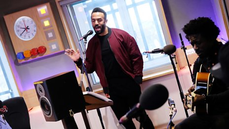 Craig David live in Saturday Session