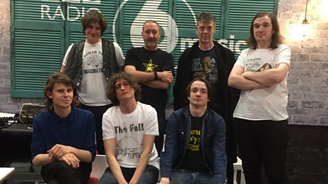 Cabbage live in session for Marc Riley