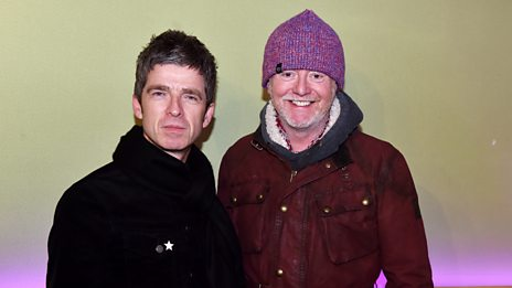Noel Gallagher on keeping his BBC Music Biggest Weekend appearance a secret!