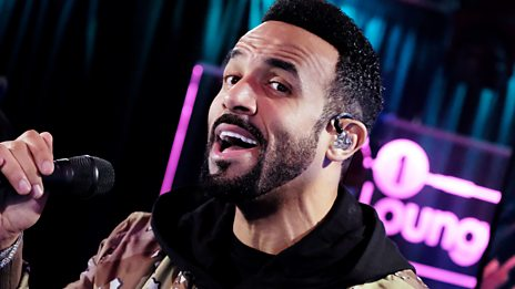 Live Lounge - Craig David and Bastille