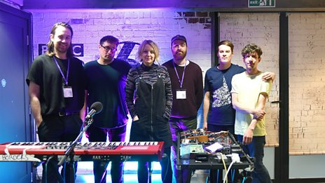 Hookworms in Session for Lauren Laverne