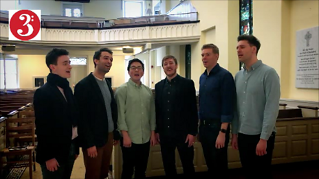 The King's Singers on vowels and word stresses
