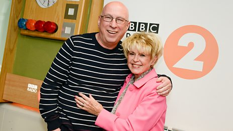 "Gloria Hunniford: ""Miss You Nights and Cliff - very special to me"""