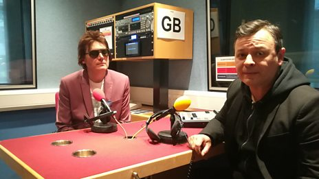 """We've got the tingle"" - The Manics on the fear and excitement around releasing a new record"
