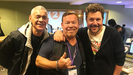 UB40 featuring Ali, Astro and Mickey Live Session
