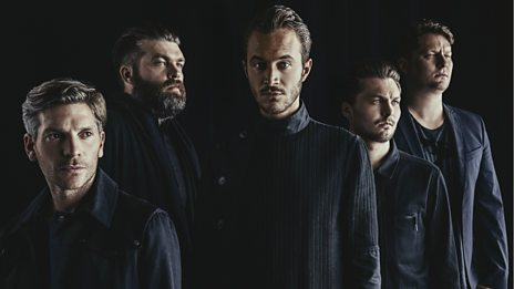 """The last record was a whisky, this one's more of a gin and tonic"" - Tom from Editors on their ""ferocious"" new album Violence."