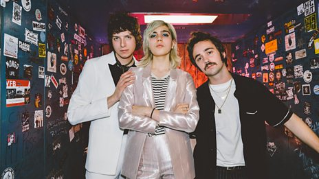 Sunflower Bean Live Gig