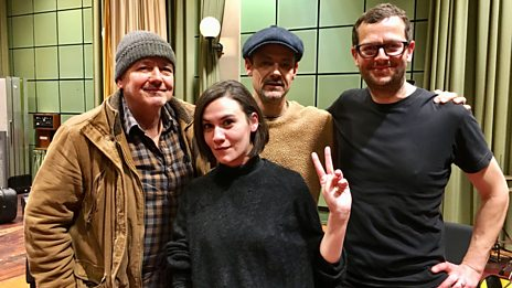 Nadine Shah live in session