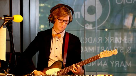 Public Service Broadcasting live in session