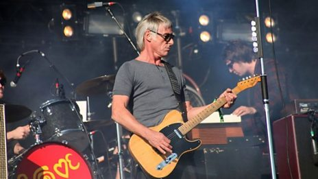 Paul Weller on calling time on The Jam