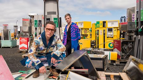 Icelandic electro legends GusGus are in the mix