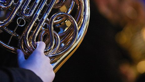 Orchestra versus horn section: who will win?