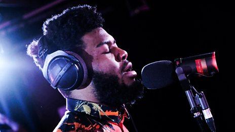 Live Lounge - Khalid
