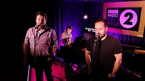 Watch Michael Ball and Alfie Boe sing Bring Me Sunshine