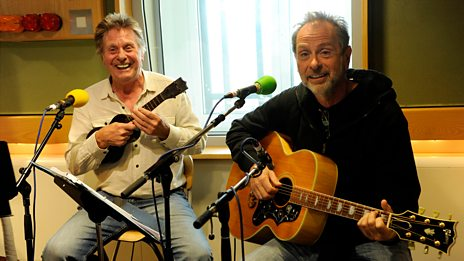 Joe Brown performs and chats with Ken!
