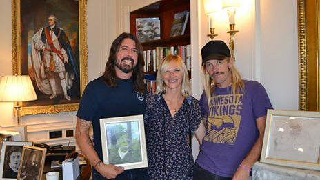 Dave Grohl: 'I played in front of Obama and Paul McCartney once!'