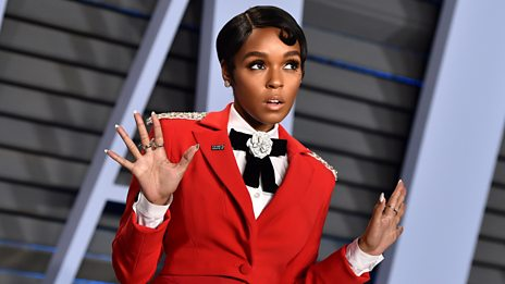 """I love speaking about the Black experience."" US singer and actress JANELLE MONAE on her new album 'Dirty Computer'"