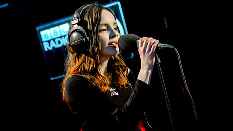 Live Lounge - CHVRCHES