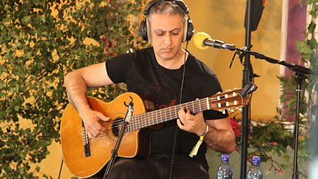 6 Questions for... Nitin Sawhney