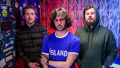 Black Foxxes In Session From Maida Vale