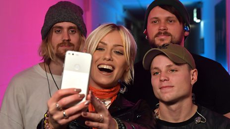 Tonight Alive Live Gig