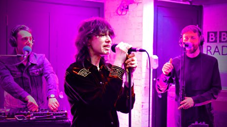 Watch Charlotte Gainsbourg perform in the 6 Music Live Room