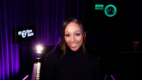Alexandra Burke performs (You're The) Best Thing That Ever Happened To Me
