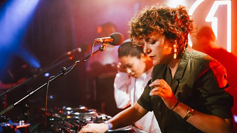 Radio 1 Live Music - Annie Mac B2B Monki, in The Rave Lounge