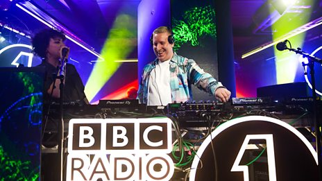 Radio 1 Live Music - Danny Byrd's Live Mini Mix, in The Rave Lounge