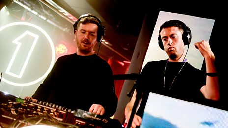 Radio 1 Live Music - Gorgon City, in The Rave Lounge