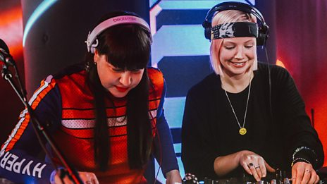 Radio 1 Live Music - Miss Kittin B2B B.Traits, in The Rave Lounge