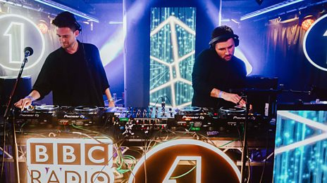 Radio 1 Live Music - Danny Howard B2B Franky Rizardo, in The Rave Lounge