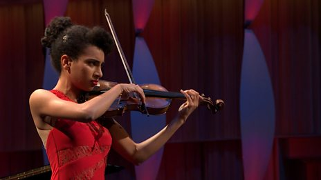 Elodie Chousmer-Howelles' performance in the BBC Young Musician 2018 Strings Final